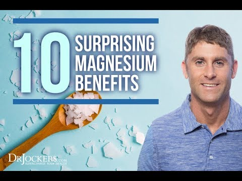 10 Surprising Benefits Of Magnesium