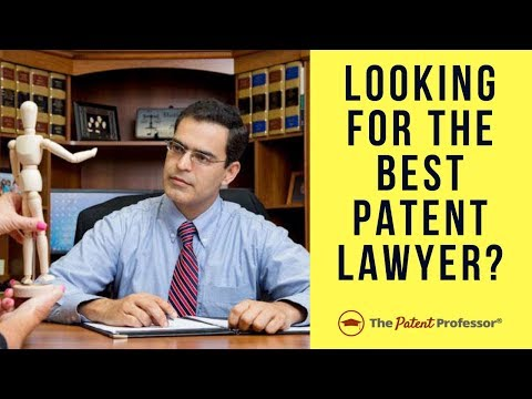Find the Best Intellectual Property Lawyers | Call 1-877-Patent-Professor