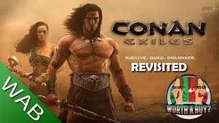 Conan Exiles Review - Worthabuy?