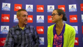 Rory Bosio, Pre-2014 TNF Ultra-Trail du Mont-Blanc, Interview