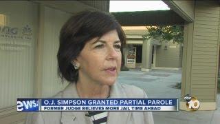 Judge who sentenced OJ Simpson in Las Vegas case reacts to parole