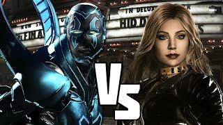 Injustice 2: Blue Beetle Vs Black Canary (INJUSTICE VERSUS)