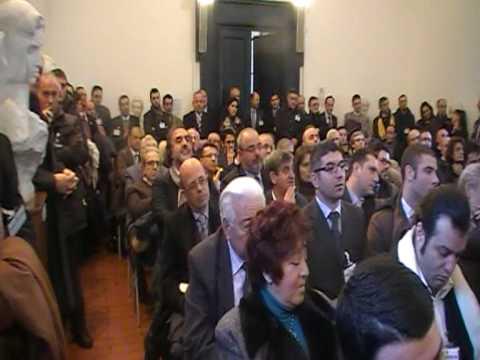 Parlamento del Sud (IV), Eddy Napoli e Pompeo De C...