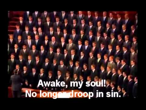 I Love The Lord - BYU Mens Choruses