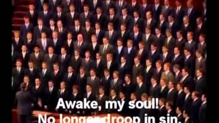 I Love the Lord BYU Mens Choruses