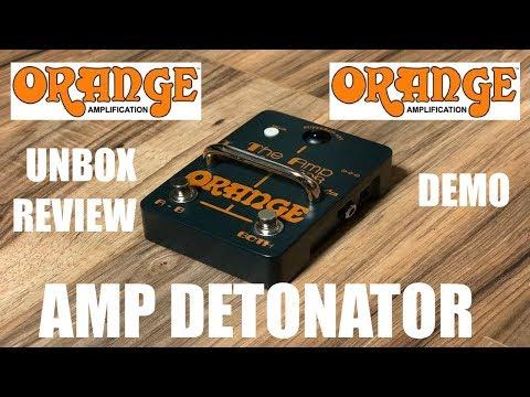Orange Amp Detonator ABY