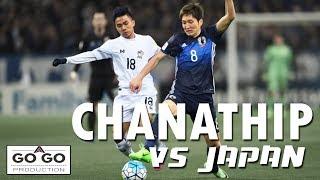 Chanathip Songkrasin vs Japan [HD 1080p]