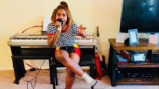 Baixar Sam Smith - Dancing With A Stranger (Cover By Jalila)
