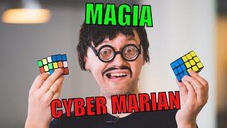 JAK UŁOŻYĆ KOSTKĘ RUBIKA? CYBER MARIAN - Magia Y - Magic of Y