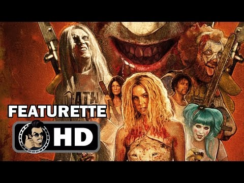 ROB ZOMBIE'S 31 Exclusive Behind The Scenes Featurette (2016) Horror Movie HD streaming vf