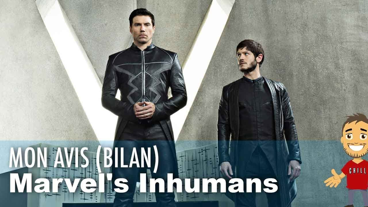 Download Mon avis sur Marvel's Inhumans, le BILAN
