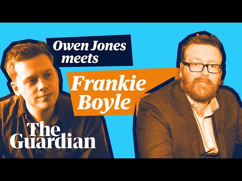 Owen Jones meets Frankie Boyle |