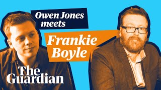 Owen Jones meets Frankie Boyle | 'Grenfell Tower residents were treated as less than human'