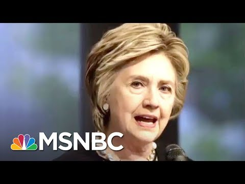 Donald Trump Reignites Feud With 'Crooked Hillary' In Late Night Tweets | The 11th Hour | MSNBC