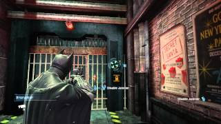 Batman Arkham Origins Playthrough Part 7 Access the GCPD Server