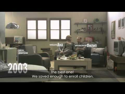Two Paralel Families Macedonia / Pro Family TV ad