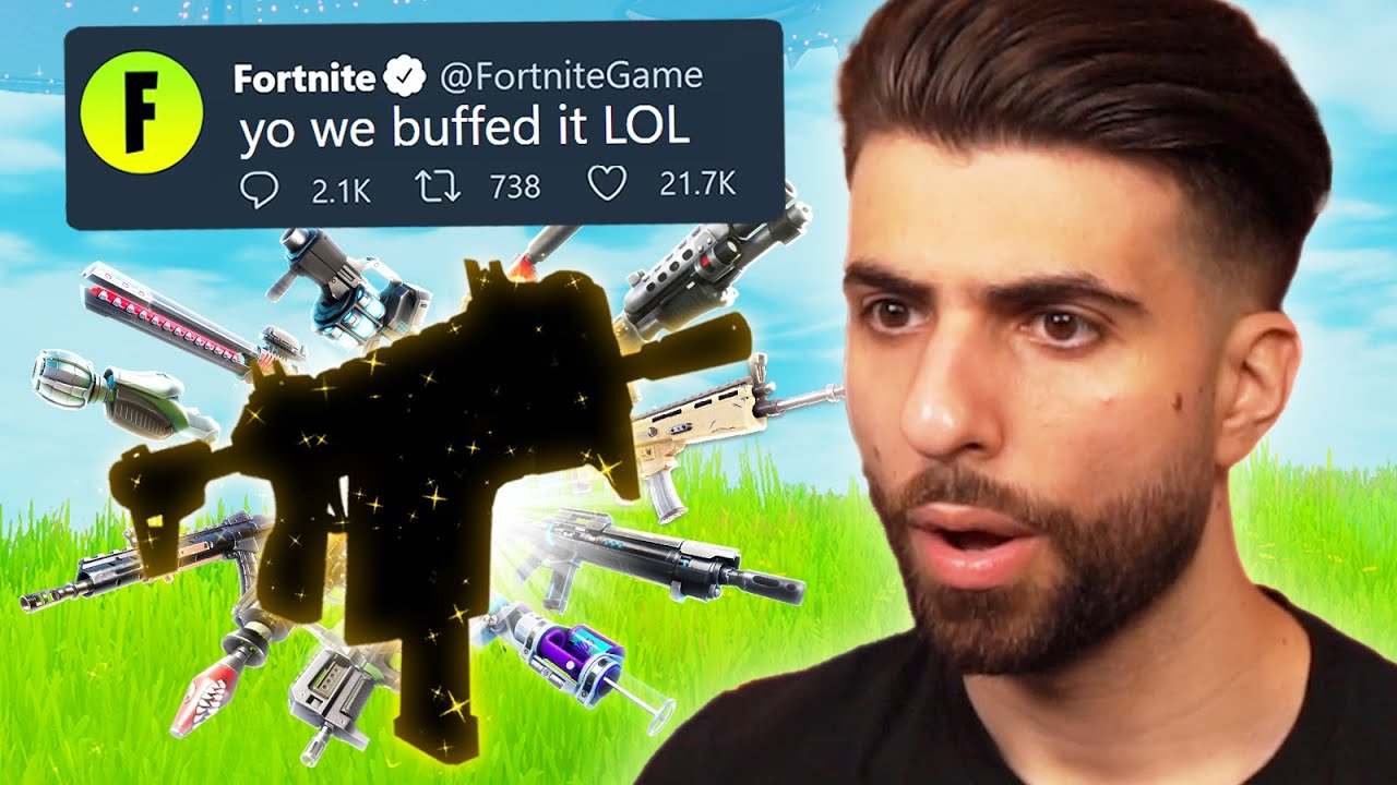 Epic Just BUFFED the BEST Item in Season 7...