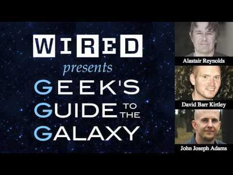 Alastair Reynolds Interview - Geek