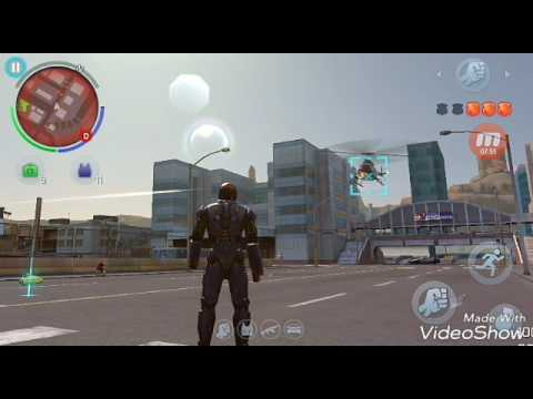 BINARY BLASTCAST ARMOR IN GANGSTAR VEGAS ||GANGSTAR 4