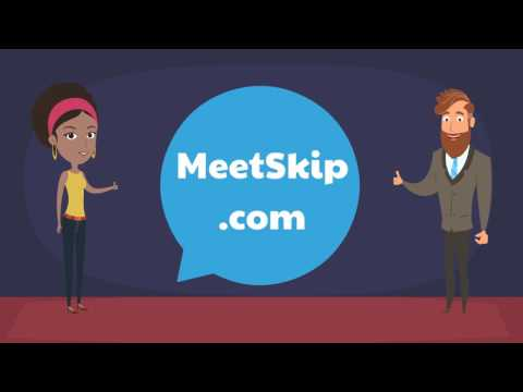 Meet Skip: Random Chat Rooms Online - Free Talk To Strangers Site / App Like Omegle