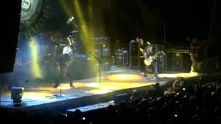 Whitesnake - Concert at Odessa Sports Palace, Ukraine on November 1...