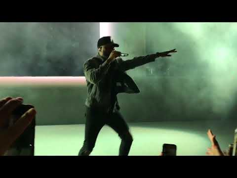 Bryson Tiller - Self-Made live at the Greek Theater in Los Angeles 8/14/17