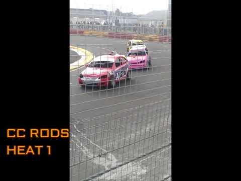 Lochgelly Racewall Hrp Cc Rods Heat Youtube