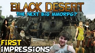 "Black Desert Online First Impressions ""Is It Worth Playing?"""