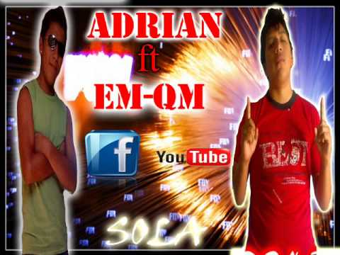 "SOLA [ ADRIAN ft EM-QM ] ""REGUETON ROMANTICO "" 2013 LO MAS NUEVO"
