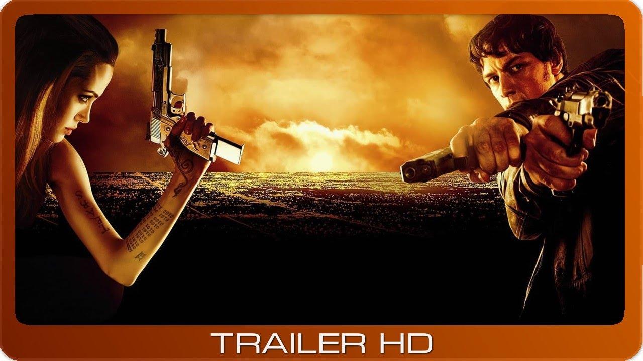 Wanted ≣ 2008 ≣ Trailer #1 ≣ German   Deutsch