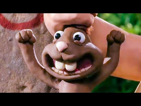 EARLY MAN All Trailer + Movie Clips (2018)