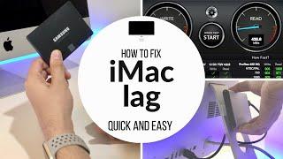 Install macOS on an external Samsung SSD