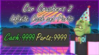 Roblox: Car Crushers 2 Script INFINITE CASH AND PARTS AFK