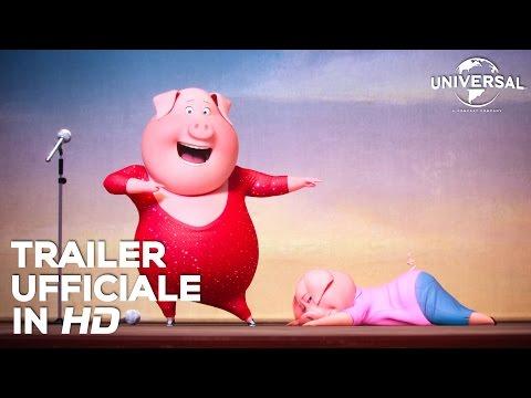SING - Secondo trailer italiano