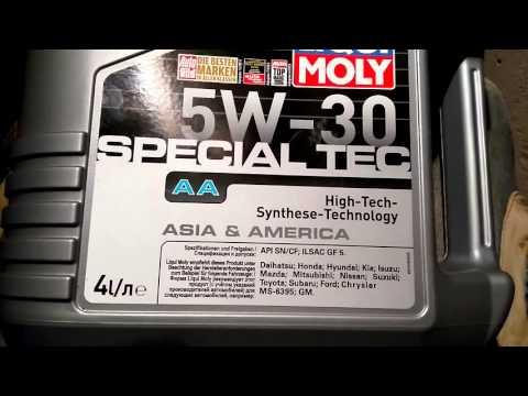 Замена масла в двигателе Кия Соренто 2012г.