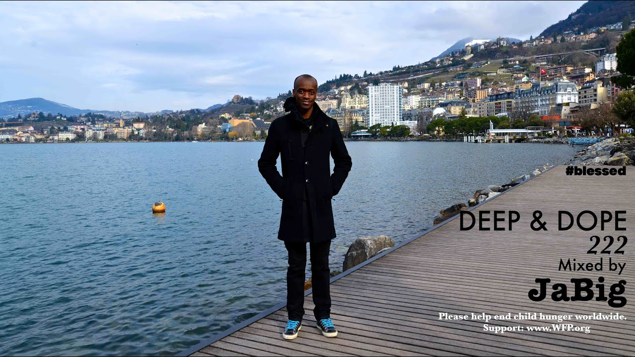 Download Deep Soulful House Music DJ Mix by JaBig - DEEP & DOPE 222