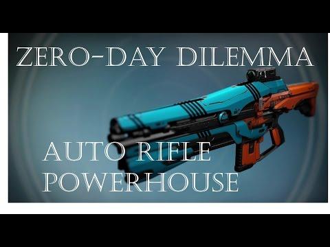 Destiny - Rise of Iron - Zero Day Dilemma - Gameplay Review