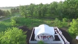 Свадебный шатер 8х8