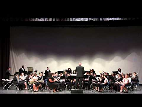 Central Islip High School Wind Ensemble Janaury 23, 2014