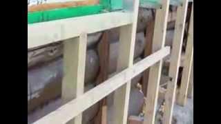 Обшивка бревенчатого дома сайдингом своими руками(№4)(, 2014-01-28T09:04:38.000Z)