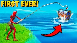 *ONE IN A MILLION* FISHING CHANCE!! - Fortnite Funny Fails and WTF Moments! #942