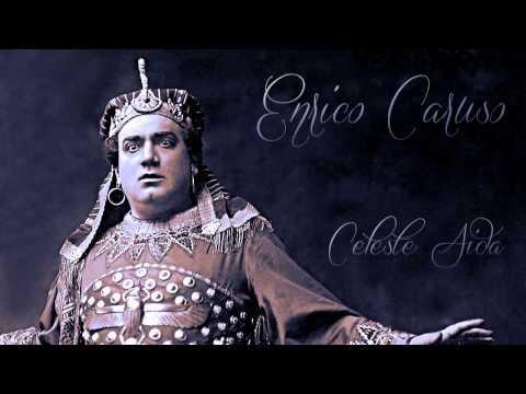 Enrico Caruso - Celeste Aida - Cleaned By Maldoror & Subtitles