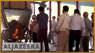 Eco-cremation in India: A climate-friendly death | Earthrise