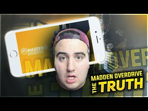 The Truth About Madden Overdrive