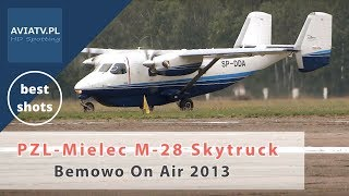 PZL-Mielec M-28 Skytruck - Bemowo On Air 2013