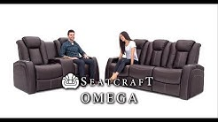 Seatcraft Omega Media Room Furniture