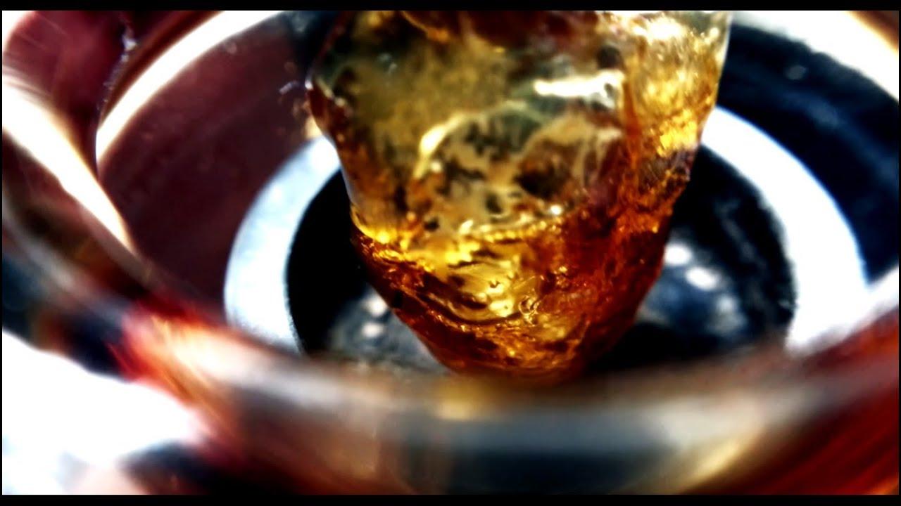 Dab melt shot with my electric nail / E nail - YouTube |Melting Word Dab