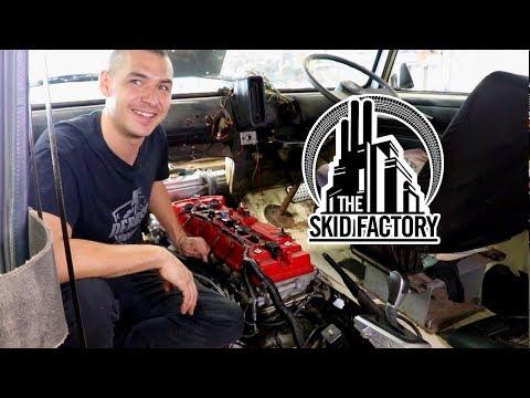 THE SKID FACTORY - Barra Powered Bedford Van [EP15]