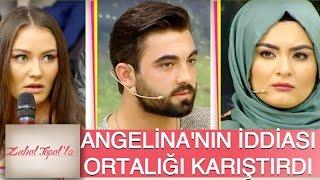Zuhal Topal'la 70. Bölüm (HD) | Angelina'nın Serkan İle İlgili İddiaları Ortalığı Fena Karıştırdı