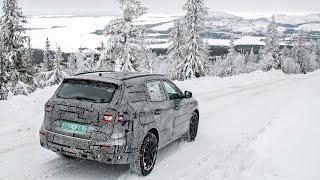 Renault Koleos 2016 — Испытания
